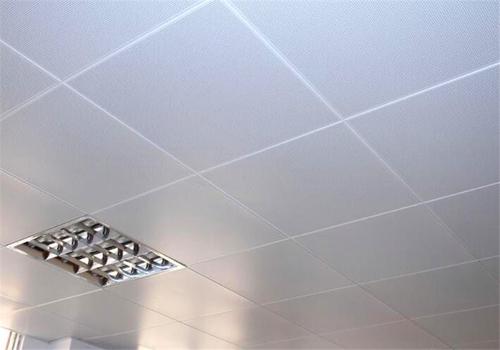 穿孔吸音鋁扣板吊頂裝飾效果圖